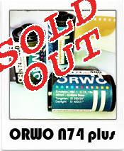ORWO N74 Plus